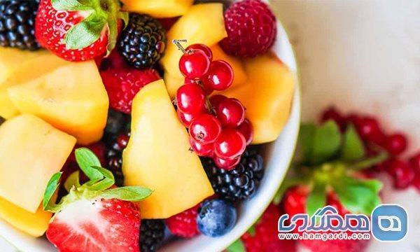 انواع قند میوه ها و مکانیزم جذب آن