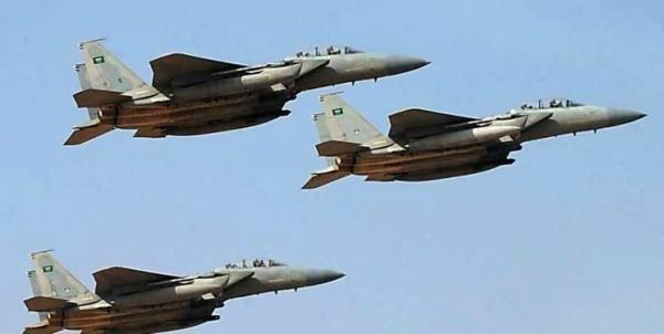 عربستان سعودی امروز 21 بار به روی استان مأرب بمب ریخت