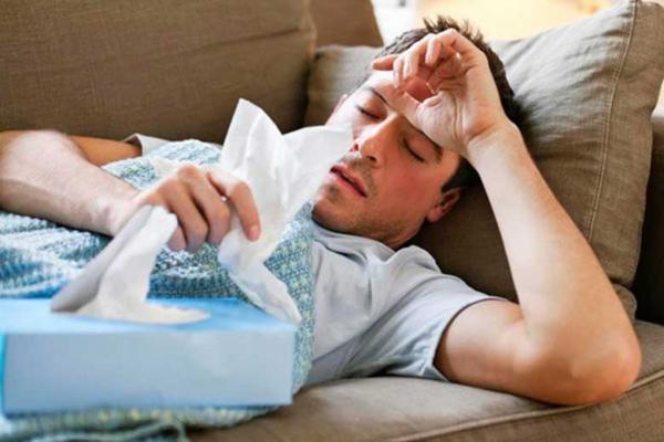 اشتباه دریافت ایدز با سرماخوردگی