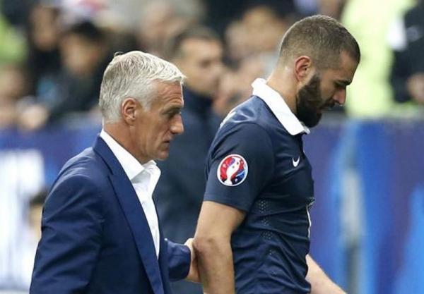 بنزما به تیم ملی فرانسه دعوت می گردد