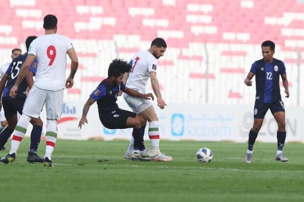 تغییر در ترکیب تیم ملی برای ملاقات با عراق، خط میانی هدف اسکوچیچ