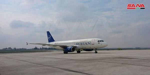پروازهای سوریه به امارات ازسر گرفته می گردد