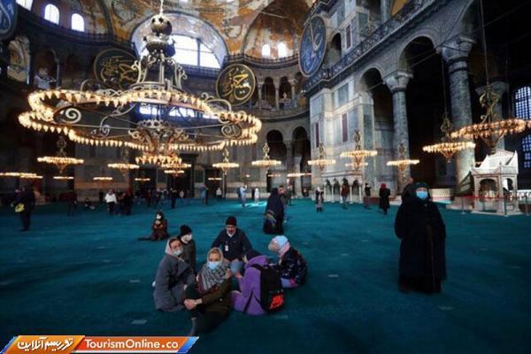بازگشت گردشگران روس به ترکیه