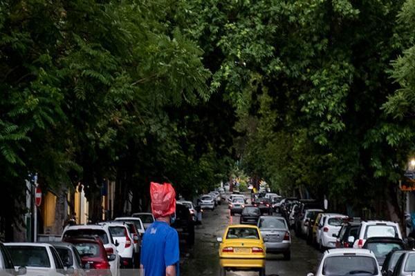 رگبار باران در 25 استان ، فرایند افزایشی دما در غالب منطقه ها کشور از امروز