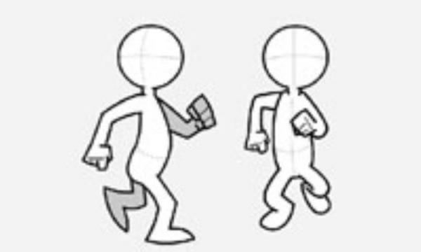 پاها چگونه راه می فرایند؟